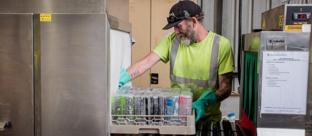 rifiuti e riciclaggio
